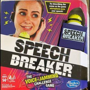Speech Breaker Voice Jamming Challenge Game